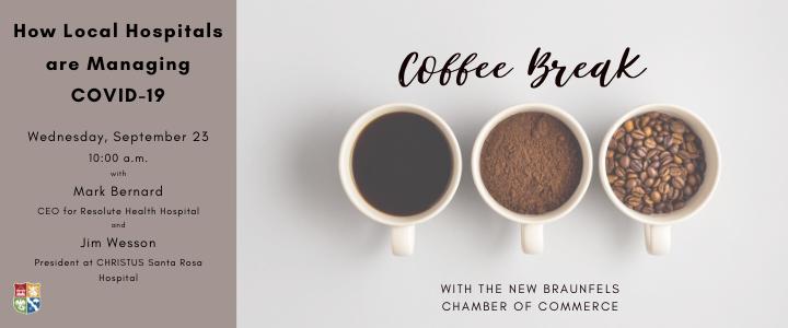 coffee break - hospitals