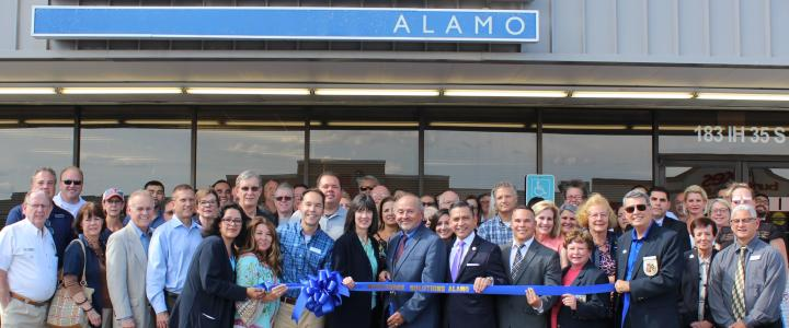Ribbon Cutting - Alamo Workforce Solutions