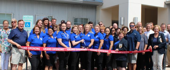 Ribbon Cutting - Wildwood Management Company