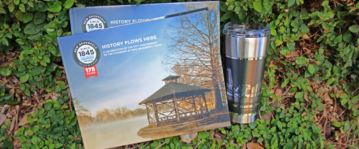 175th book and chamber tumbler