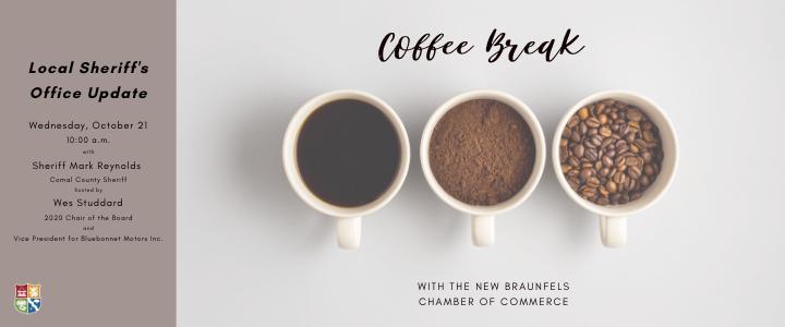 Coffee Break - sheriff