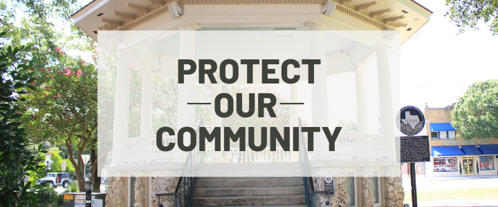 Protect Our Community