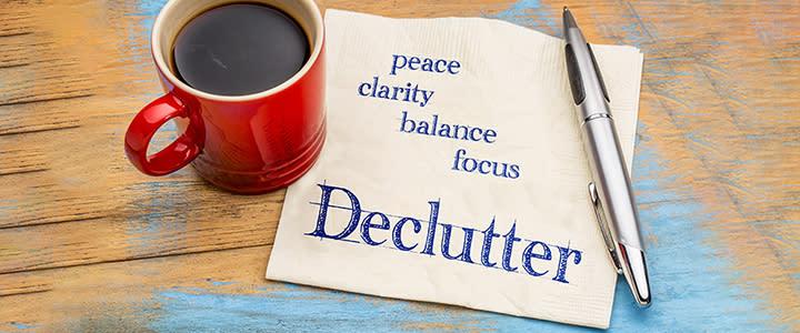 Declutter Your Business
