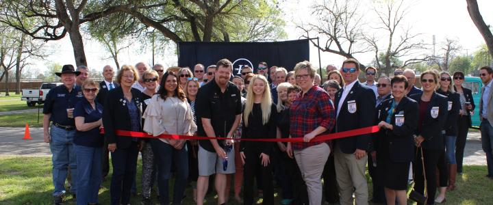 Ribbon Cutting - Harvey Jacobs Catering