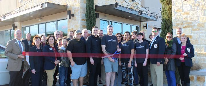 Ribbon Cutting - Texas Bistro at Parkview