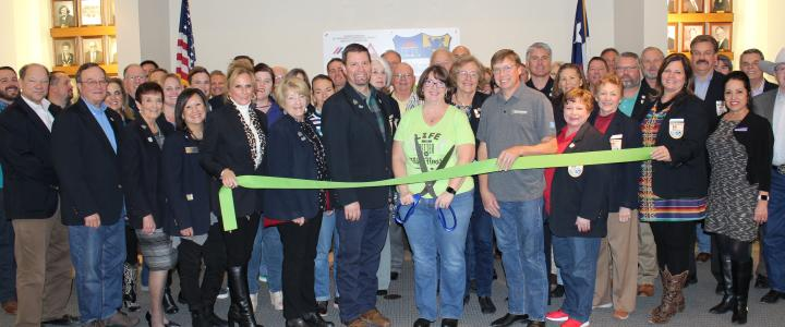 Ribbon Cutting - Cruise Planners Travel