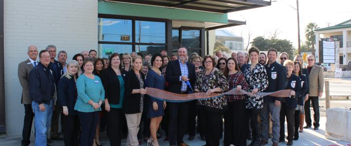 Ribbon Cutting - Independence Title Company