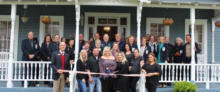 Ribbon Cutting - Southern Glam Salon and Company