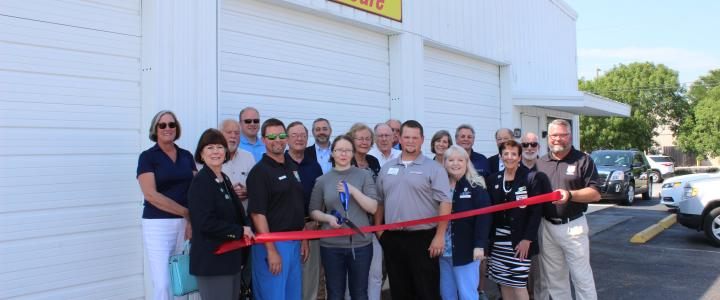 Ribbon Cutting - All Tune and Lube