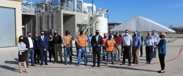 RC - Gruene Water Reclamation Facility