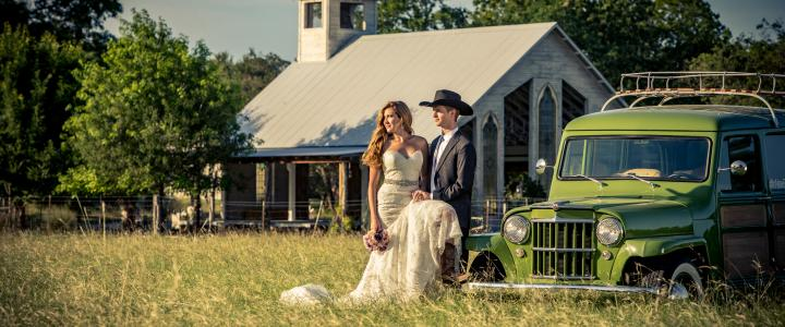 Gorgeous New Braunfels Wedding Venue