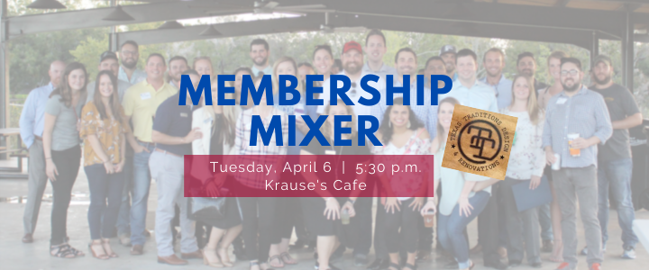 jaycees april mixer
