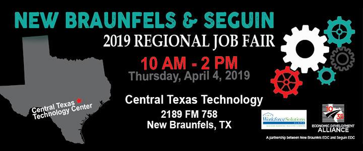 Job Fair April 2019