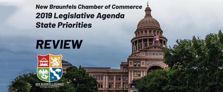 Legislative Priorities Review