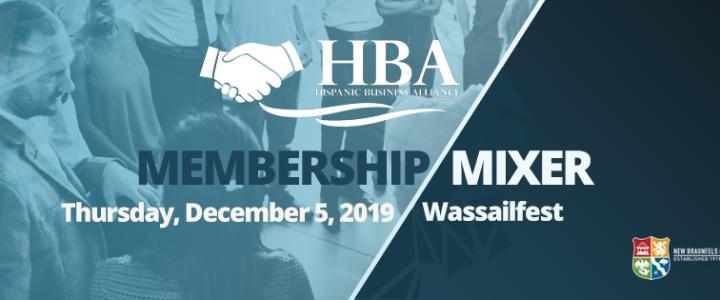 HBA Mixer December 2019