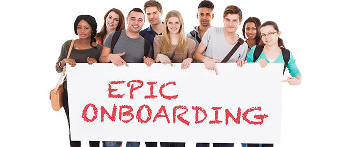 Epic Onboarding