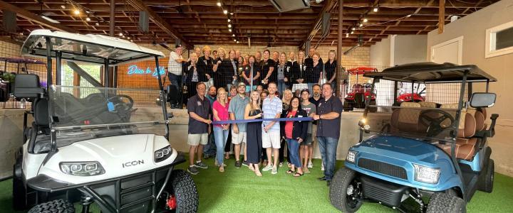 RC - New Braunfels Golf Carts