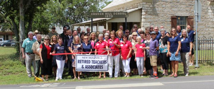 RC - New Braunfels Retired Teachers and Associates