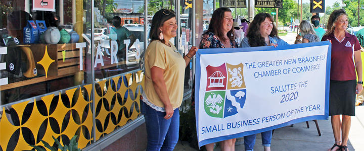 2tarts bakery owners receive 2020 small business person of the year