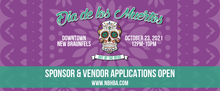 Still need sponsors and vendors to sign up for the annual Dia de los Muertos festival.