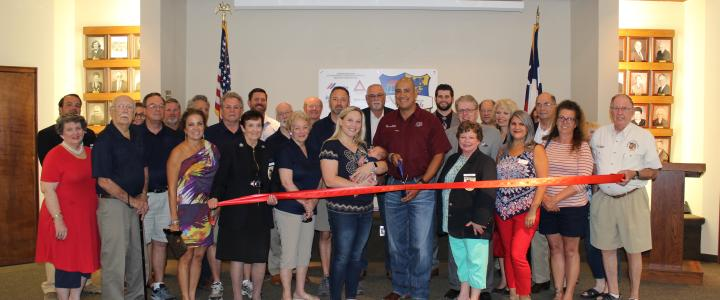 Ribbon Cutting- Stallion Safety Solutions