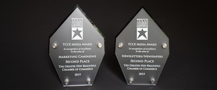 TCCE 2019 Awards