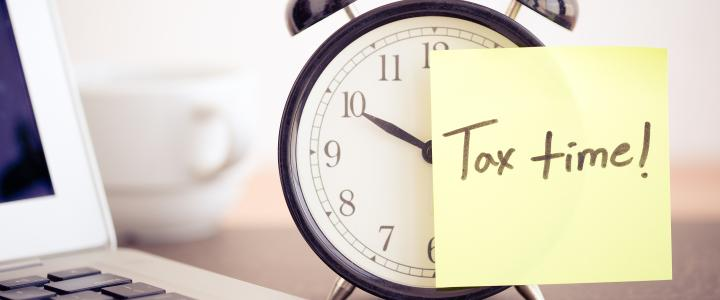 tax time reshuffling the deck