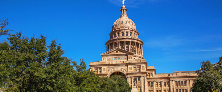 .png version of Texas State Capitol