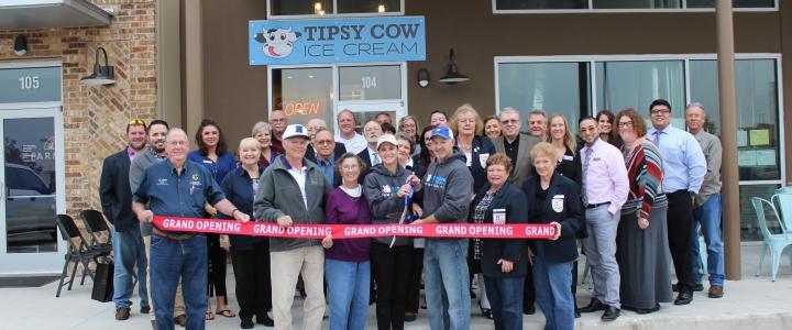 Tipsy Cow Ice Cream, LLC