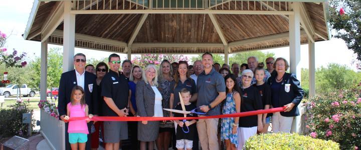 Ribbon Cutting - Tri-County Gravesite Maintenance, LLC