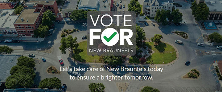 Vote for New Braunfels