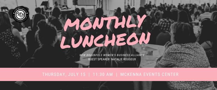 WBA Lunch-July