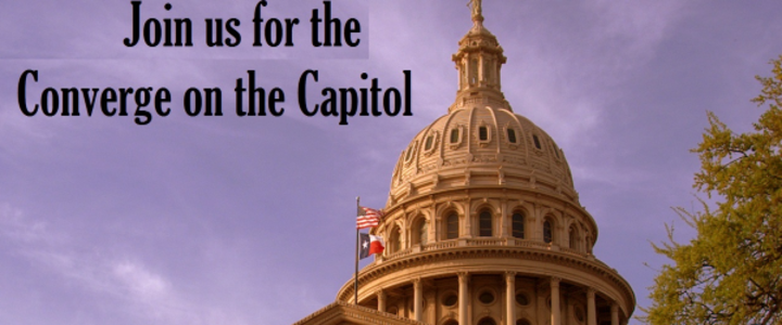 Converge on the Capitol