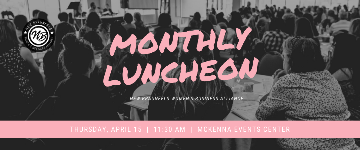 WBA April lunch