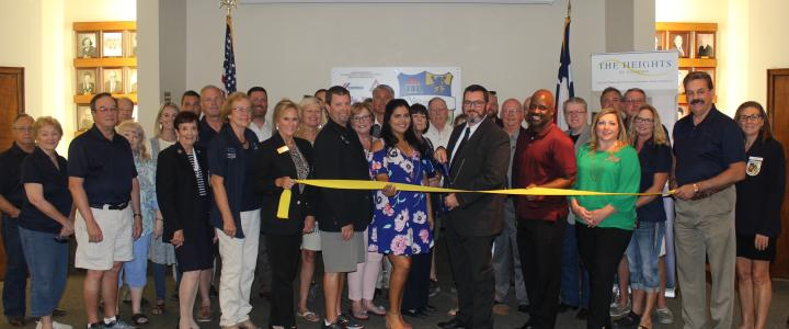 Ribbon Cutting - The Heights of Bulverde
