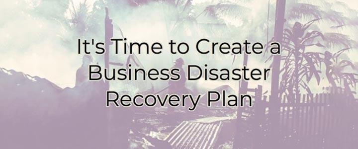 disaster blog