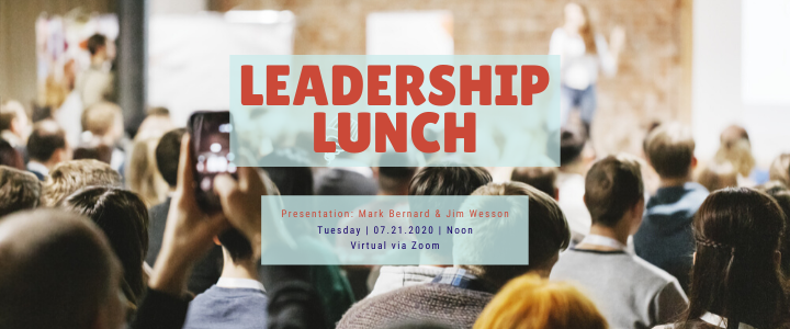 leadership lunch july 21