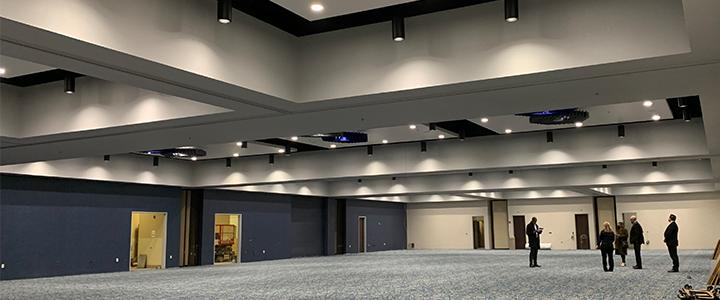Champion Convention Center Ballroom