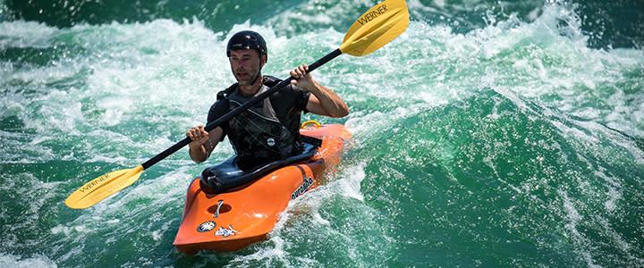 Boathouse - kayaking