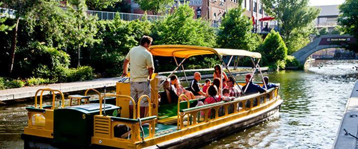Explore Bricktown on the Water