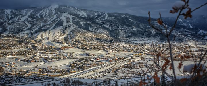 Colorado Springs Christmas.Religious Services In Steamboat Springs