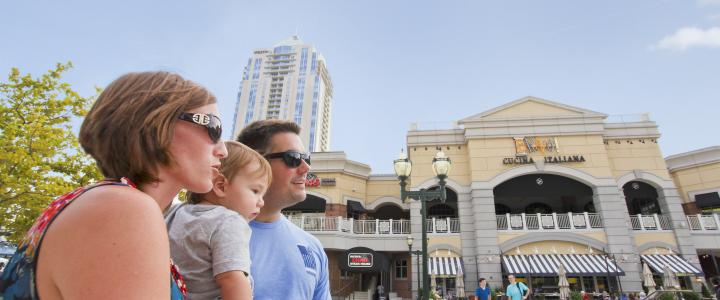 Locals Guide To Town Center Downtown Virginia Beach