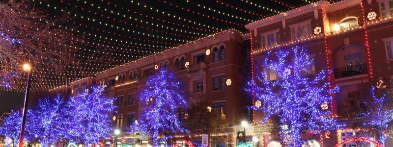 """Christmas Day Brunch 2020 Frisco Fa La La"""" in Frisco at Christmas in the Square"""
