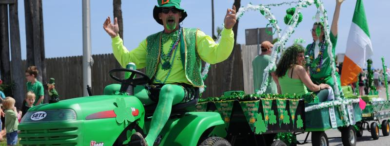 Copy of St. Patrick's Day in Brazosport