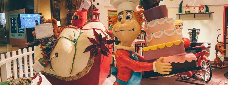 Hilton Americas Holiday Decor Christmas
