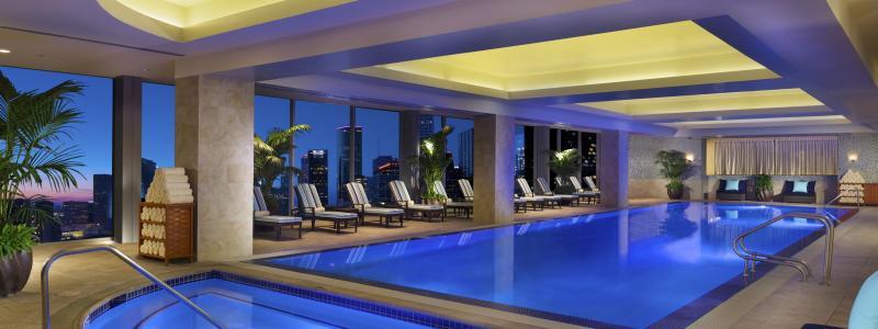 Hilton Americas Spa