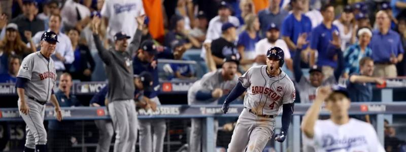 Astros Win Game 2
