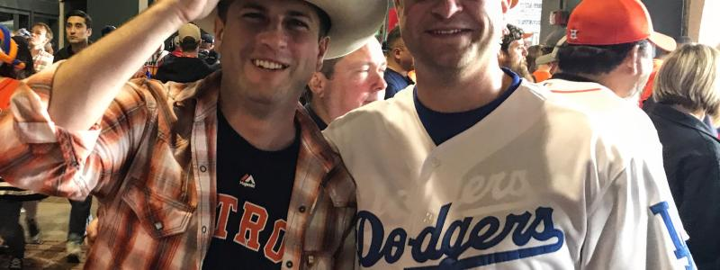 Astros Dodgers Friends