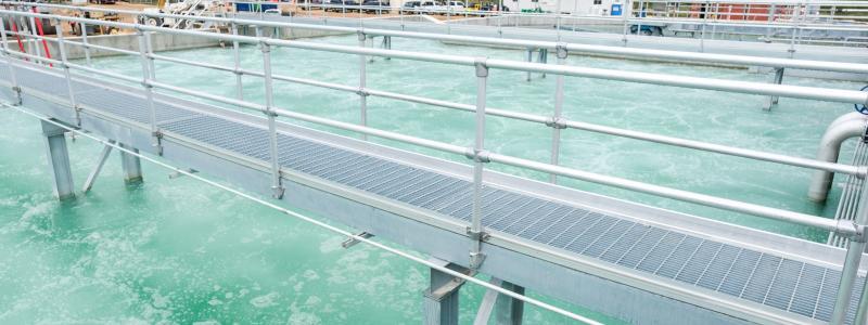 Gruene Water Reclamation Facility