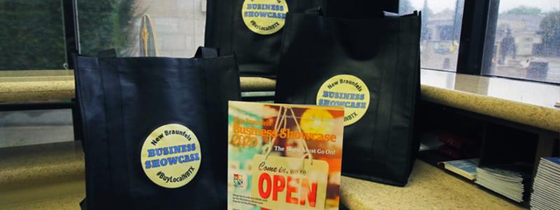 business showcase bags